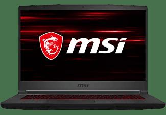 "Portátil gaming - MSI GF65 Thin 10SDR-888ES, 15.6"" FHD, Intel® Core™ i7-10750H, 16GB, 512GB SSD, GTX1660, W10"