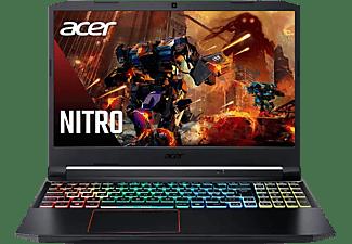 "Portátil gaming - Acer Nitro 5 AN515-55, 15.6"" FHD, Intel® Core™ i5-10300H, 16GB RAM, 512GB SSD, RTX2060, FDOS"
