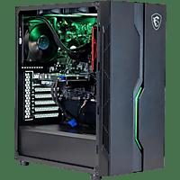 PC gaming - PC Clon B460, Intel® Core™ i5-10400F, 16 GB RAM, 500 GB SSD + 1 TB HDD, GTX1650, W10