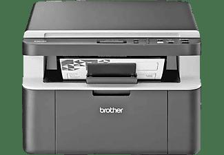 Impresora Multifunción Láser - Brother DCP 1612W, Monocromo, 3 en 1, WiFi, Impresión móvil
