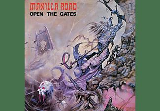 Manilla Road - Open the Gates (Black Vinyl)  - (Vinyl)