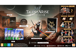 Tales of Arise - Collector's Edition - [PlayStation 4]