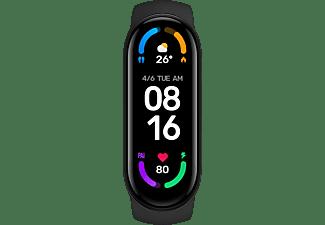 XIAOMI Mi Band 6, Fitnesstracker, 95 mm/110 mm, Black
