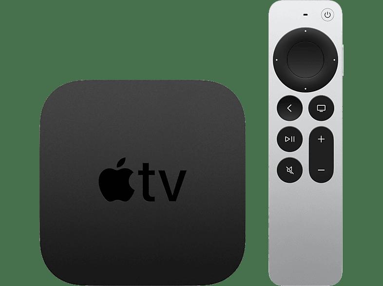 APPLE TV mediaspeler 4K 64 GB. (MXH02ZD/A)