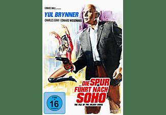 Die Spur führt nach Soho DVD