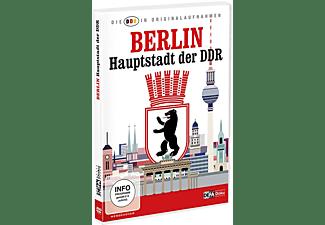 DDR In Originalaufnahmen-Berlin Hauptstadt Der DDR DVD