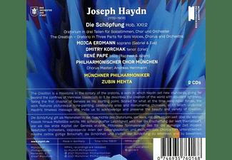 Zubin/mp Mehta - Die Schöpfung  - (CD)
