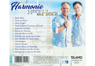 Harmonie - Herz an Herz  - (CD)