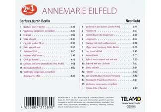 Annemarie Eilfeld - 2 in 1  - (CD)