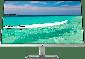 "Monitor - HP 27F, 27"" FHD, IPS, 5 ms, Micro-borde, Antirreflectante, Ultradelgada, HDMI, VGA"