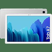 "Tablet - Samsung Galaxy Tab A7, WiFi, Plata, 10.4"" WUXGA, 3 GB, 64 GB, Octa-Core, Android"