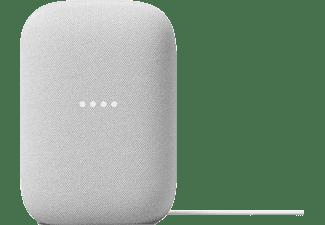 Altavoz inteligente - Google Nest Audio, Asistente de Google, Tecnología VoiceMatch, Blanco