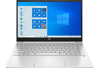 "Portátil - HP 14-dv0004ns, 14"" FHD, Intel® Core™ i5-1135G7, 8GB RAM, 512GB SSD, MX350, W10 Home, Plata"