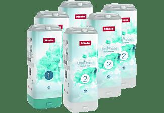 MIELE Waschmittel Kartusche Set UltraPhase Refresh Elixir Miele UltraPhase 1 und 2 Refresh E