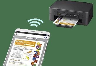 Impresora multifunción - Epson Expression Home XP-2100, Color, 27 ppmm, Wi-Fi, Negro