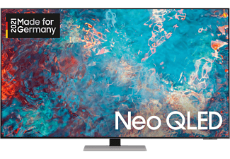 SAMSUNG GQ75QN85A Neo QLED TV (Flat, 75 Zoll / 189 cm, UHD 4K, SMART TV, Tizen)
