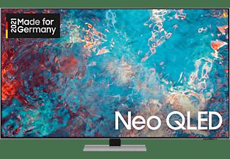 SAMSUNG GQ55QN85A Neo QLED TV (Flat, 55 Zoll / 138 cm, UHD 4K, SMART TV, Tizen)