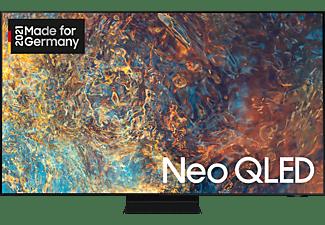 SAMSUNG GQ85QN90A Neo QLED TV (Flat, 85 Zoll / 214 cm, UHD 4K, SMART TV, Tizen)