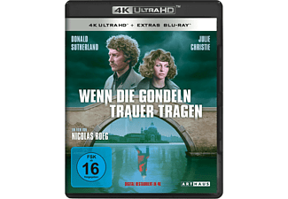 Wenn die Gondeln Trauer tragen 4K Ultra HD Blu-ray + Blu-ray