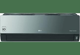 LG ELECTRONICS Split-Klimagerät Set Artcool Mirror bestehend aus AC09BQ.UA3 und AC09BQ.NSJ