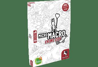 PEGASUS SPIELE MicroMacro: Crime City (Edition Spielwiese) Gesellschaftsspiel Mehrfarbig