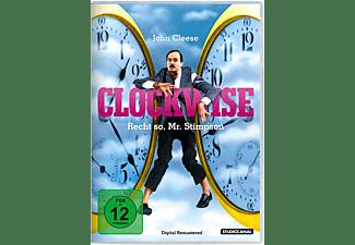 Clockwise - Recht so Mr. Stimpson DVD