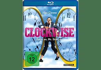 Clockwise - Recht so Mr. Stimpson Blu-ray
