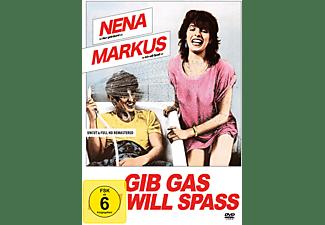 Gib Gas, ich will Spass DVD