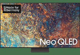 SAMSUNG GQ65QN91A Neo QLED TV (Flat, 65 Zoll / 163 cm, UHD 4K, SMART TV, Tizen)