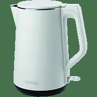 GORENJE K15DWWBK Wasserkocher 1.5l Weiß