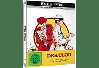 DER CLOU (Limitiertes SteelBook®) 4K Ultra HD Blu-ray + Blu-ray