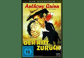 Der Ritt zurück Blu-ray + DVD