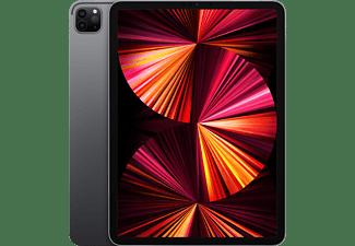 """Apple iPad Pro (2021 3ª gen.), 128 GB, Gris espacial, 11"""", WiFi, Liquid Retina, 8 GB RAM, Chip, iPadOS"""