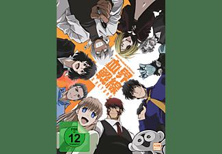 Blood Blockade Battlefront - Staffel 2 - Vol.3 (Ep. 9-12) DVD