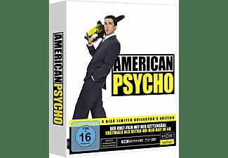 American Psycho 4K Ultra HD Blu-ray + Blu-ray + DVD