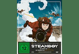 Steamboy [Blu-ray + DVD]