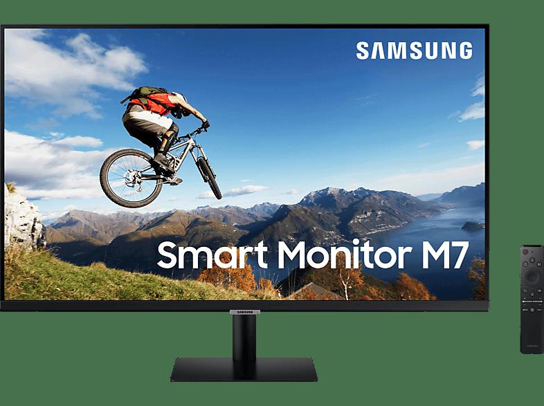 SAMSUNG S32AM704URXEN 32 Zoll HDR 4K Monitor 8 ms Reaktionszeit, 60