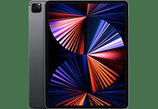 "Apple iPad Pro (2021 5ª gen) 128GB, Gris espacial, WiFi + Cell, 12.9"", Liquid Retina XDR, 8GB, Chip M1, iPadOS"