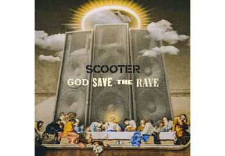 Scooter - God Save The Rave (2CD)  - (CD)