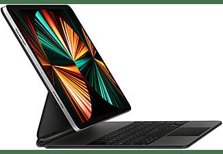 """Apple Magic Keyboard, Funda con teclado para iPad Pro de 12.9"""" (5ª gen), Español, Negro"""