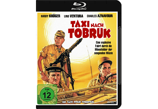 Taxi nach Tobruk Blu-ray