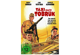 Taxi nach Tobruk DVD