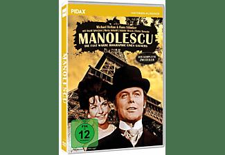 Manolescu-Die fast wahre Biographie eines Gauner DVD