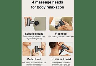 SKG F3-EN-GRAY Massagepistole, Grau