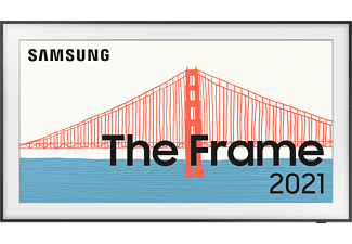"SAMSUNG The Frame 43"" QLED 4K UHD Smart TV (2021) (QE43LS03AAUXXC)"