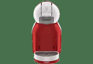 Cafetera de capsulas Nescafé Dolce Gusto - De Longhi MINI ME EDG305WR 1460W, 0.8L, Rojo y Blanco