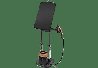 Cepillo de vapor y plancha - Rowenta Ixeo QR1020D1, 1600 W, 5 bares, 25 g/min, Con tabla