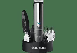 Afeitadora multifunción - Taurus Hipnos Power, Cuchillas acero inoxidable, 4 cabezales