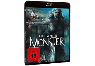 The White Monster Blu-ray