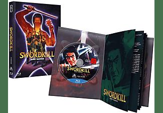 Swordkill - Ghost Warrior Blu-ray + DVD